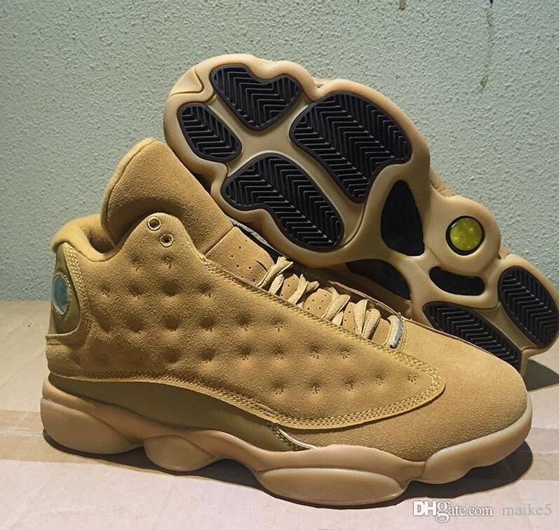 wheat jordans shoes for men