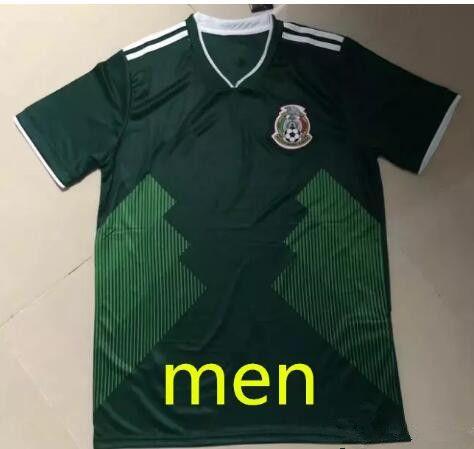 outlet store 36308 9e19b 2018 World Cup Mexico Football Jersey CHICHARITO CHUCKY LOZANO DOS SANTOS  HERRERA Mexico Football Shirt camisetas de futbol