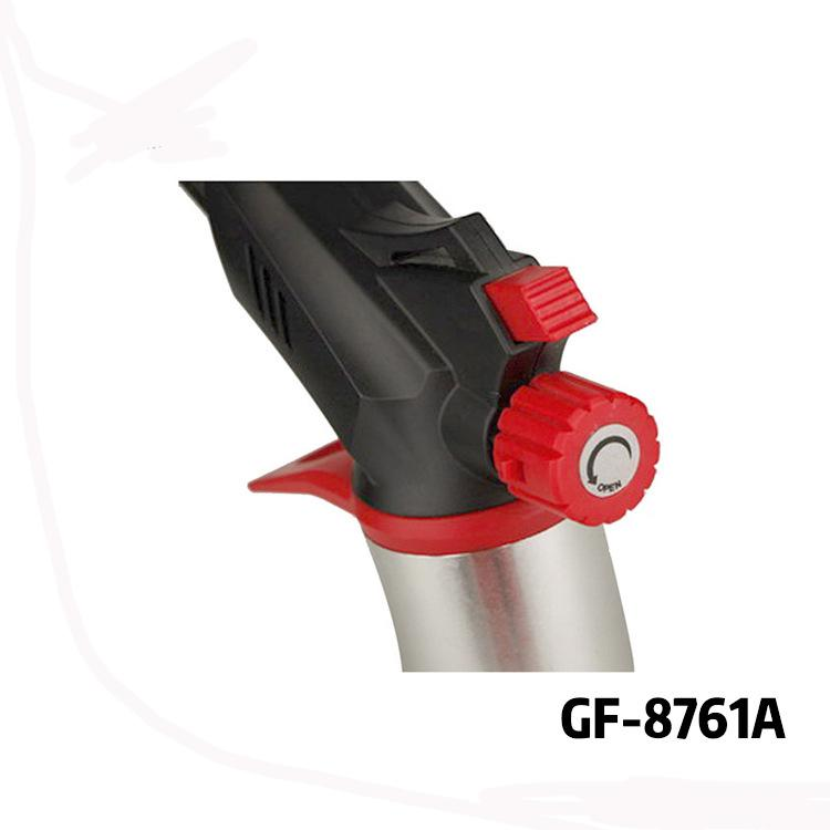 New chaud GF - 8761A torche d'allumage du pistolet briquet à gaz à base de silane moxibustion jet d'allumeur torche Briquet