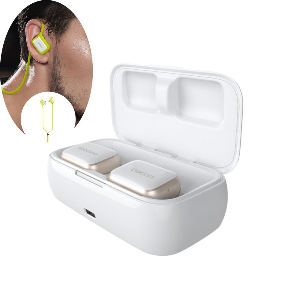 4e702a0954f Dacom GF8 4.2 TWS Earbuds Handsfree Earpiece Noise Canceling Headset Stereo  Wireless Mini Bluetooth Earphone Headphone With Mic Best Cell Phone  Earphones ...