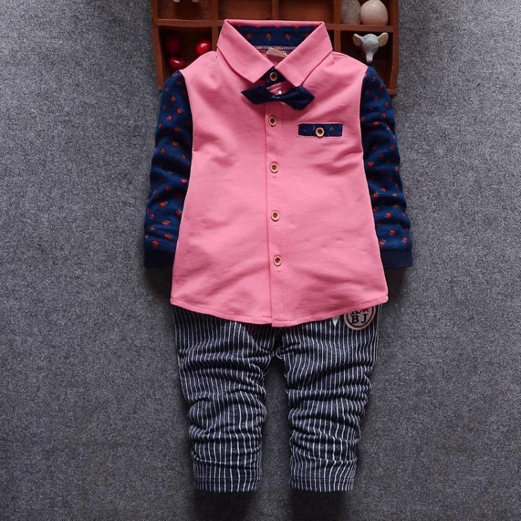 26032216b6c1 2018 2016 Sale Kids Clothes Boys Clothing Sets Spring Autumn Toddler Boy  Clothes Sets Baby Boys Wedding Birthday Dress From Vanilla14