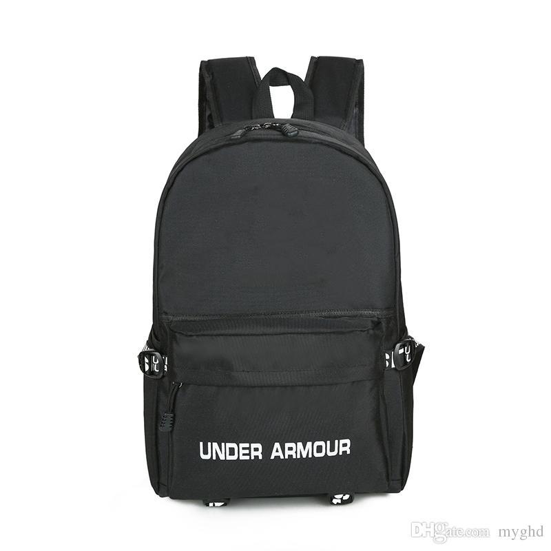 61e92d464f6a NEW UA Backpack Casual Hiking Camping Backpacks Waterproof Travel ...