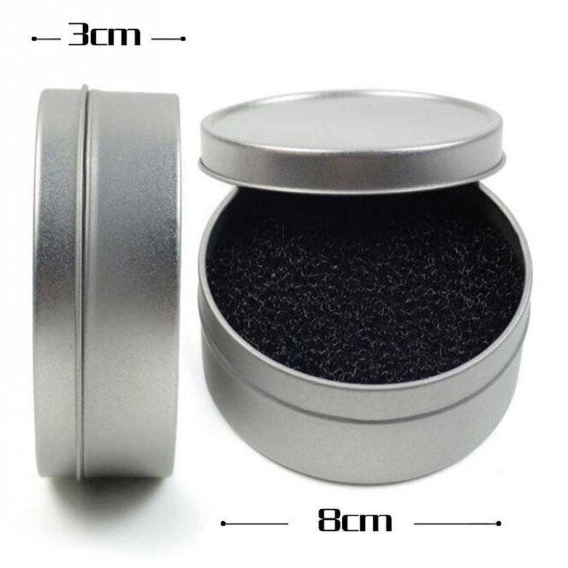 Farbreiniger Schwamm Make-up Pinsel Reinigungsbox Werkzeug Kosmetikpinsel Farbentfernung Chemische Reinigung Pinselreinigung Make-up-Werkzeug