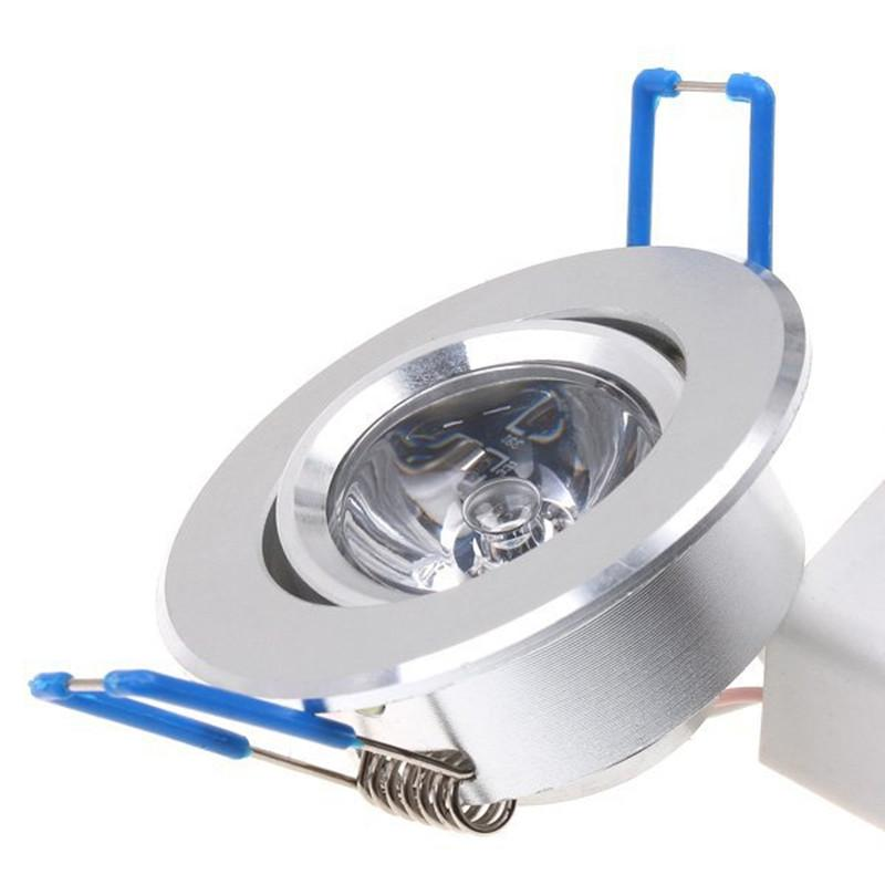 1шт RGB Downlight 3W светодиодные потолочные светильники встраиваемые светодиодные RGB Downlight с драйвером AC85-265V и 24-клавишным ИК-пультом дистанционного управления