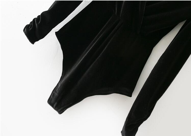 Lüks kadın Üstleri Euramerican tarzı 2018 erken bahar yeni kadın giyim tarzı boncuklu kadife jumper ücretsiz kargo