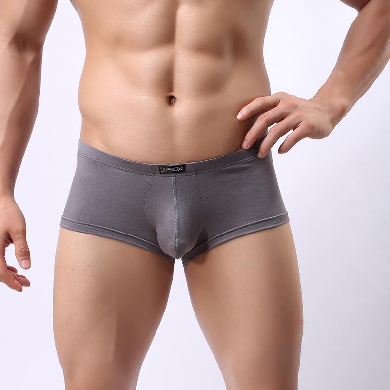 Hommes Modal Soft Boxer Sexy Drôle Sous-Vêtements Troncs Culottes Taille Basse Homme Cuecas Boxer Respirant Confort Hommes Sous-Vêtements