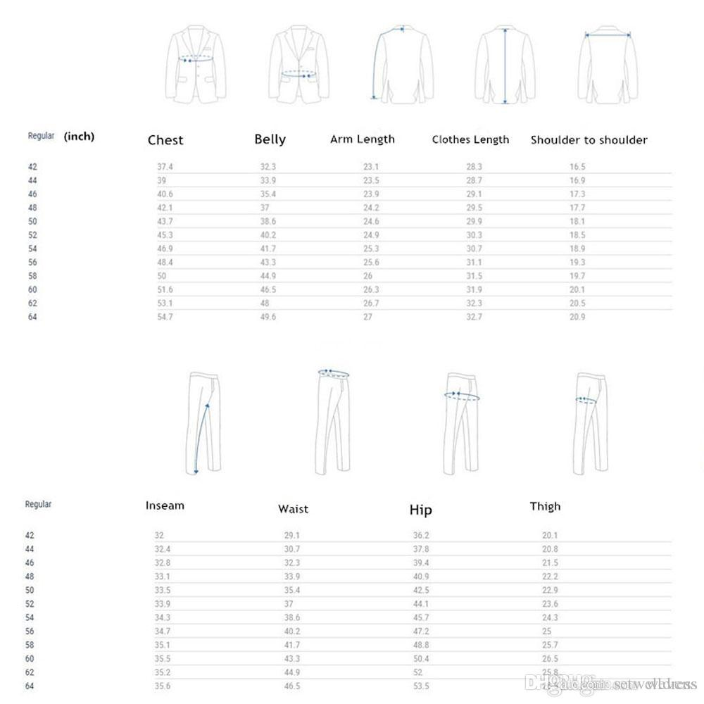 New Arrival Gray Men Suits For Wedding Slim Fit Groomsmen Tuxedos Three Pieces Custom Made Wedding Suit Jacket+Pants+Vest