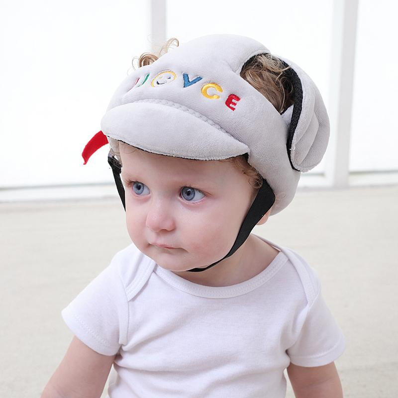 2019 Baby Safety Hat Toddler Baby Walking Accessories Protective Cap Soft  Head Security Helmet Head Protector Hats For Boy Girls From Babymom c643f49df143