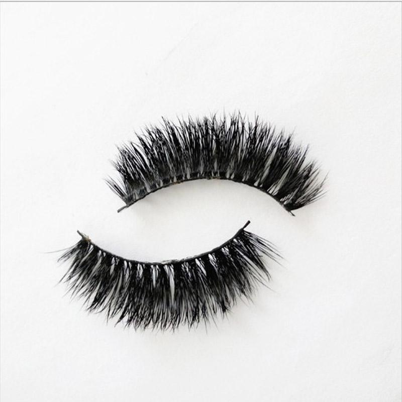 Free Logo Printing False Eyelashes Makeup 3D Mink Lashes Eyelash Extension Cross Make Up Beauty Mink Eyelashes #3D-04 #3D-35 #3D-46