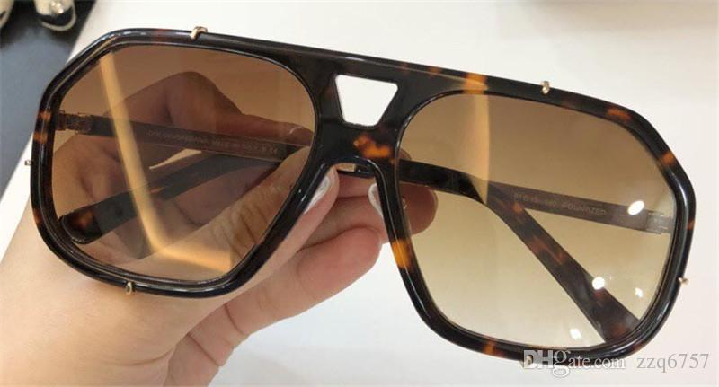 3bf078ad32d New Sell Fashion Designer Sunglasses 2167 Square Frame Popular Simple  Generous Style Top Quality Uv400 Protection Eyewear Glasses Online Polarized  ...