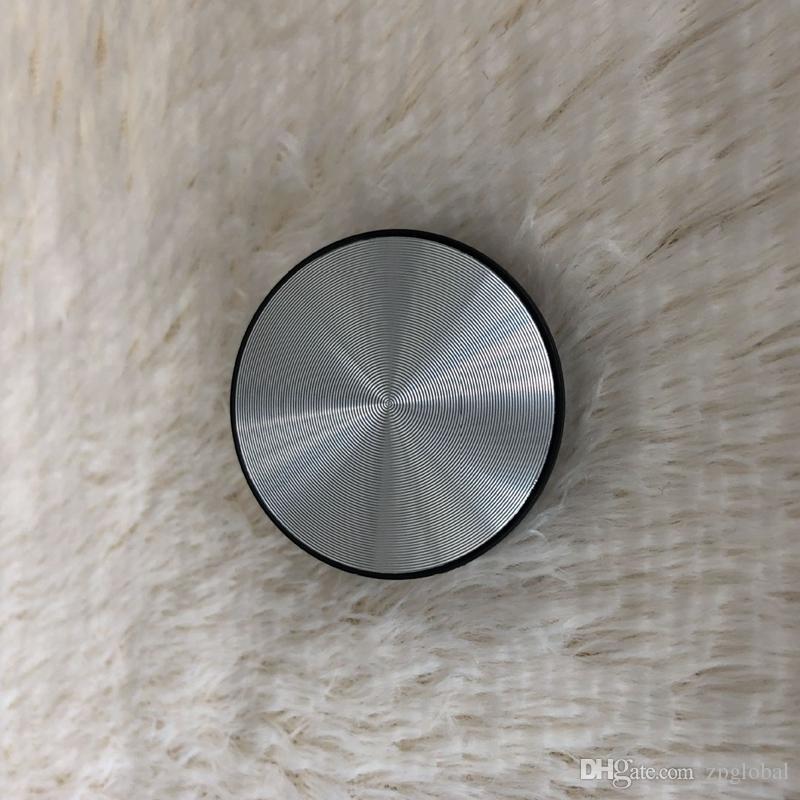 2018 جديد وصول cd نمط قبضة المغناطيسي حامل الهاتف الخليوي المغناطيس الهاتف قوس مع التجزئة حزمة 3 متر الغراء 360 درجة دوران الهاتف حامل