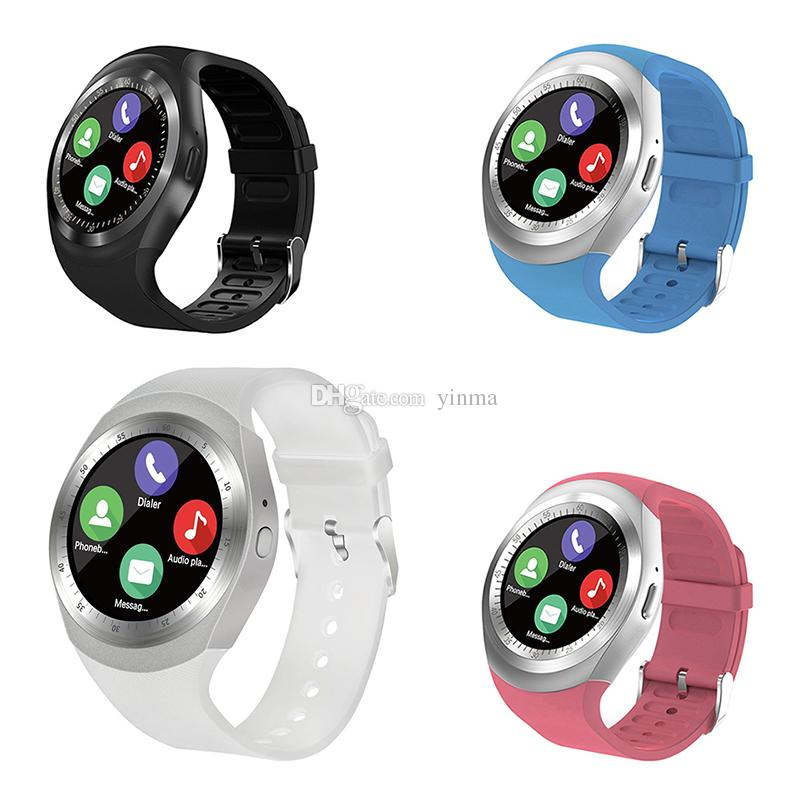 S9 Smart Bluetooth Watch Multifunctional Smartwatch Support SIM / TF Card With HD Camera For iOS Android Phones