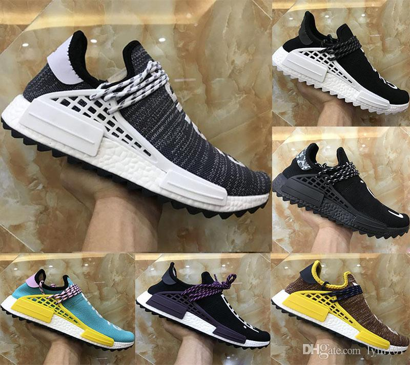 d6b6ffd49 High Quality Hot Nmds Human Race Knitting Kids Athletic Shoe ...