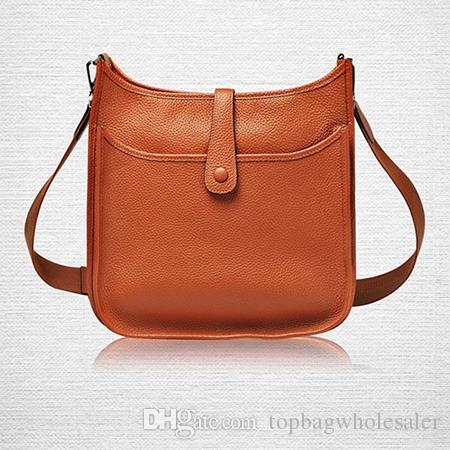 0f5debd555bf Fashion Women Leather Messenger Bag Handbag Ladies Small Crossbody ...