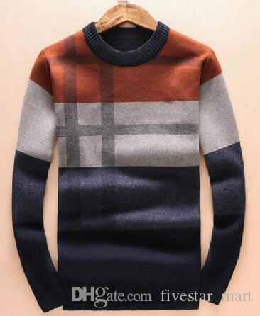 60346e27bb5 Hot Buy England Men Casual Sweater 2018 New Autumn Winter Pullovers ...