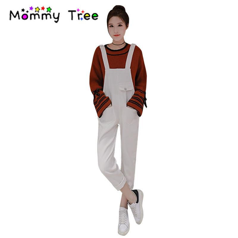 d0959adb982 2019 Maternity Pants Jeans Belly Care Pregnancy Trousers Casual ...