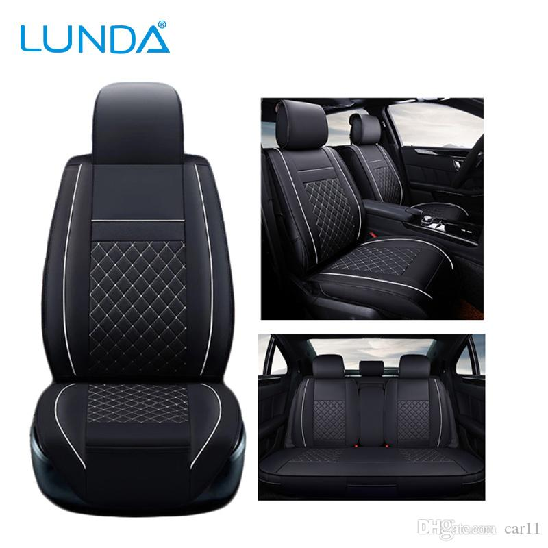 HIGH Quality Car Seat Covers Set For Vw Hyundai IX25 Toyota RAV4 Auto Interior Accessories Luxury Design Leather Protector Infant Replacement