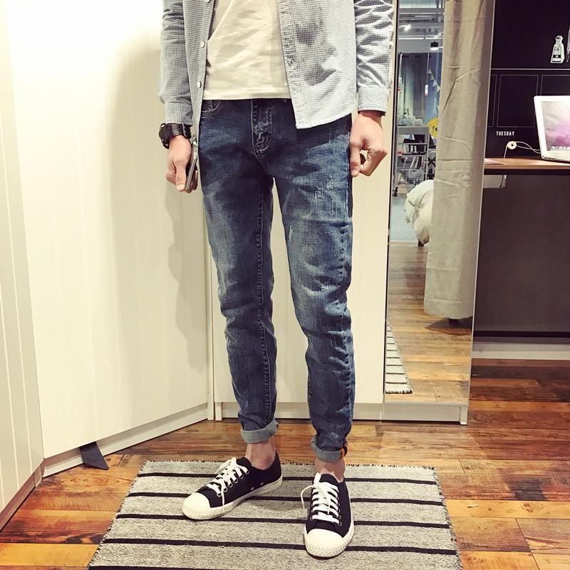 Großhandel 2018 Männer Skinny Jeans Männer Runway Schlank Racer Biker Jeans  Strech Hiphop Für Von Honry,  67.04 Auf De.Dhgate.Com   Dhgate bcfdc27162