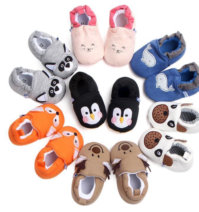 Mode Neue Frühling Herbst Winter Babyschuhe Mädchen Jungen Erste Wanderer Hausschuhe Neugeborenes Baby Krippe Schuhe Schuhe Booties 0 12 Mt