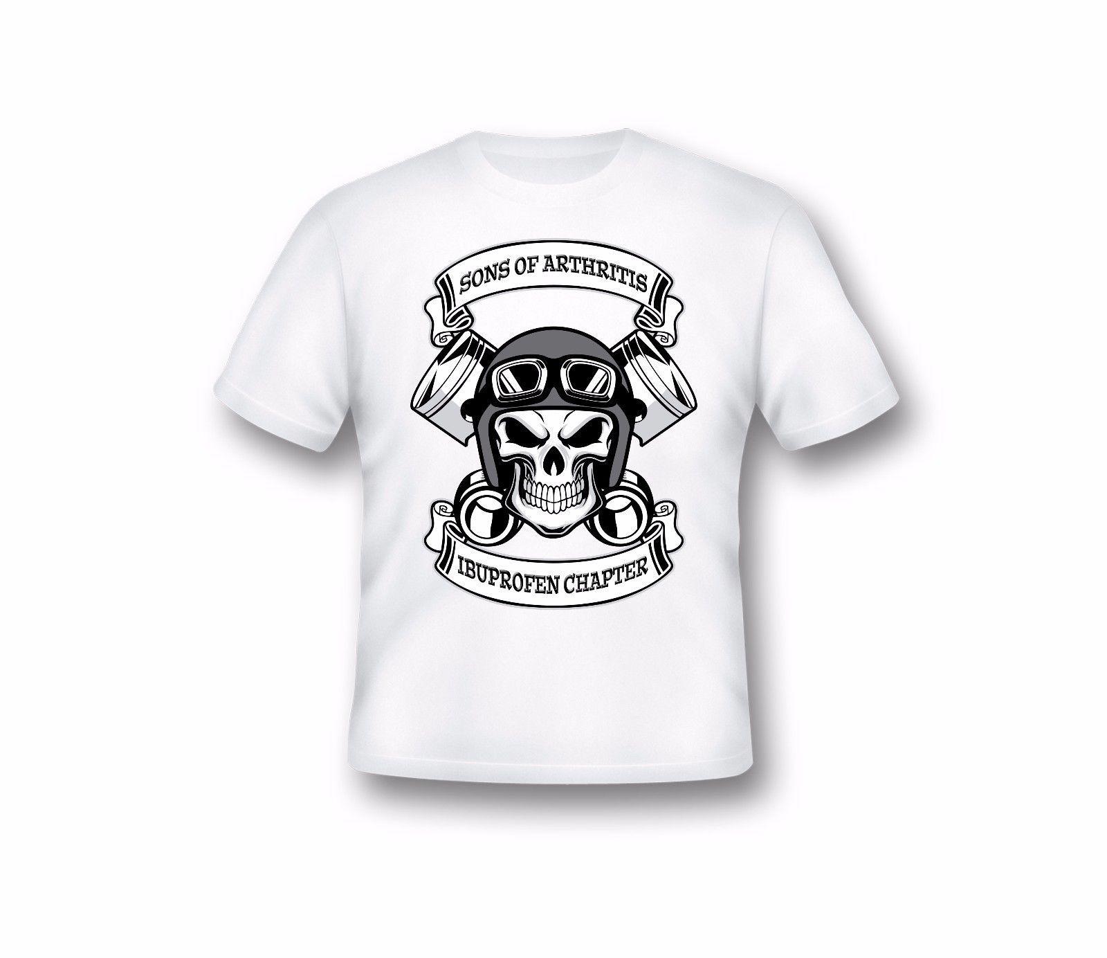 9d7d2797 Sons Of Arthritis Wholesale Discount Chapter T Shirt , Men'S , Biker T Shirt  Sayings , 46 Shirts Homme Novelty T Shirts Men Cool Funny T Shirts On T  Shirt ...