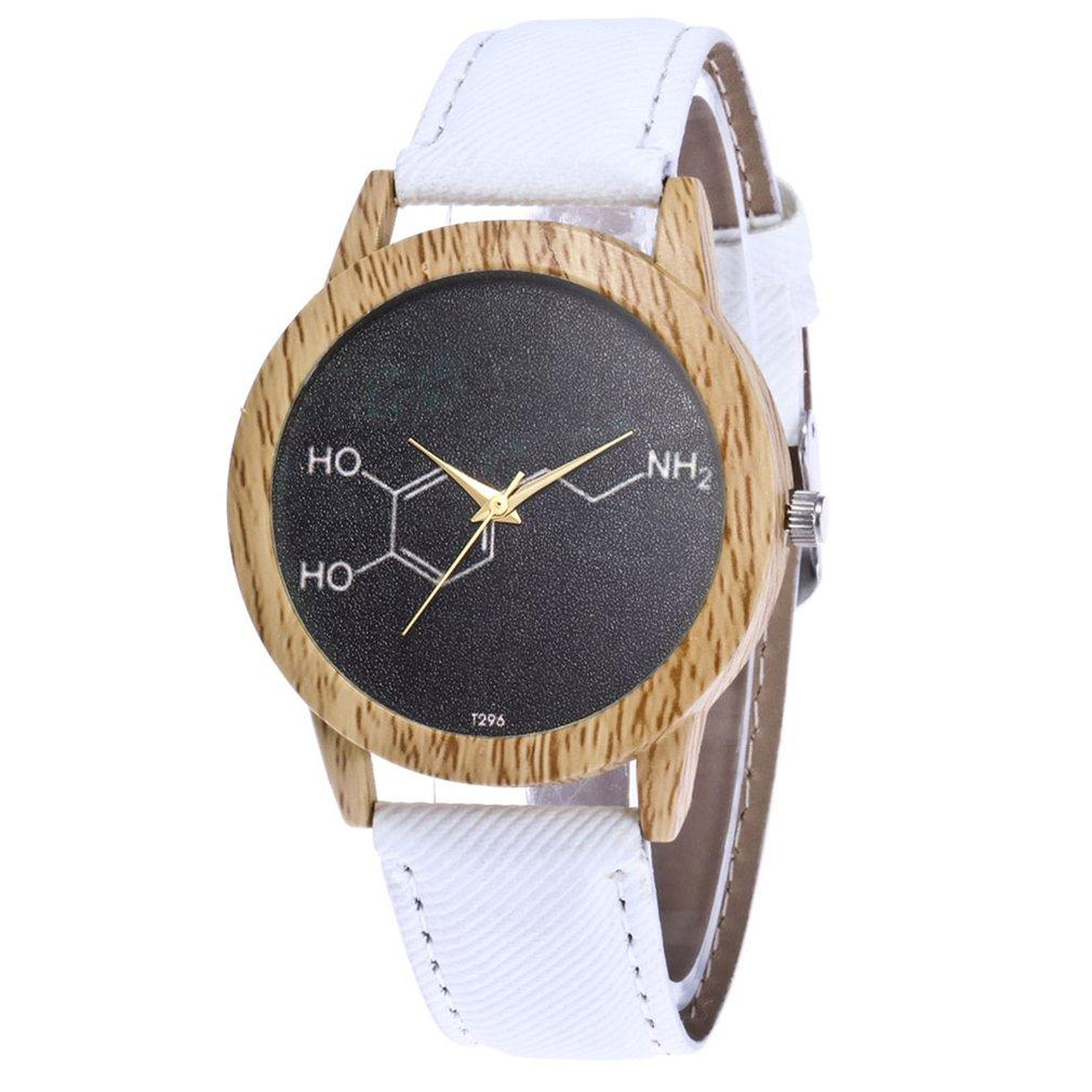 46570555bd High-quality Beneficial Men Women Quartz Watch Black Dial Simple Design  Elegant Band Steel Digital Wrist Wath Vintage Steel