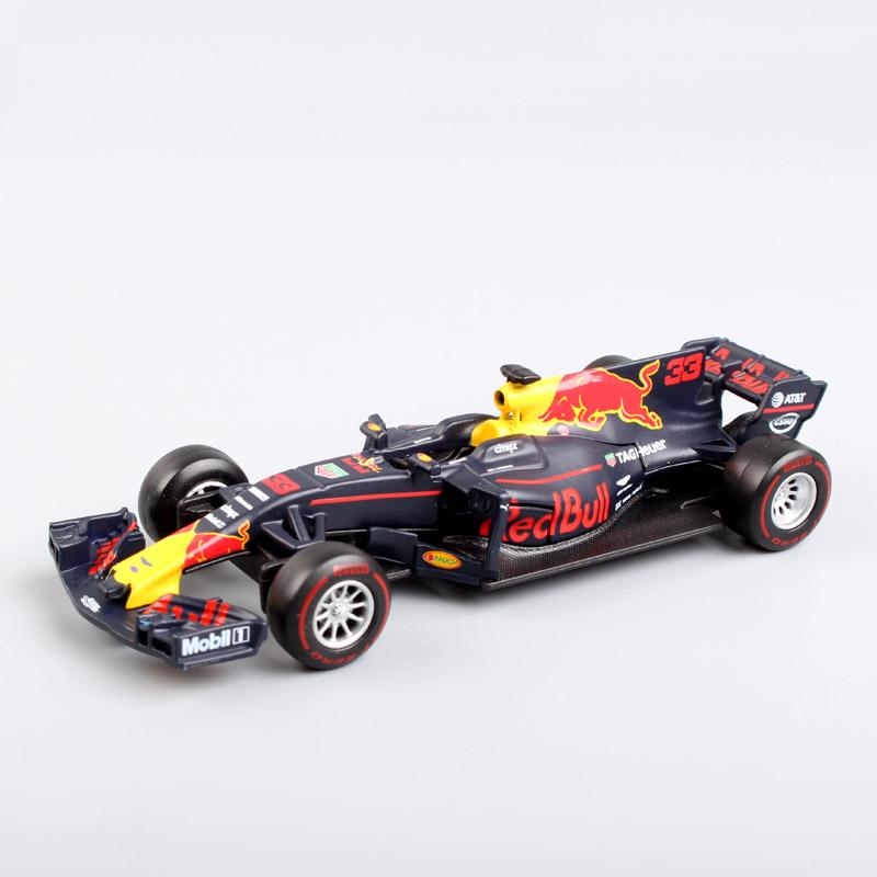 2019 Brand New 1 43 Scale 2017 Metal Diecast F1 Formula 1 Red Bull