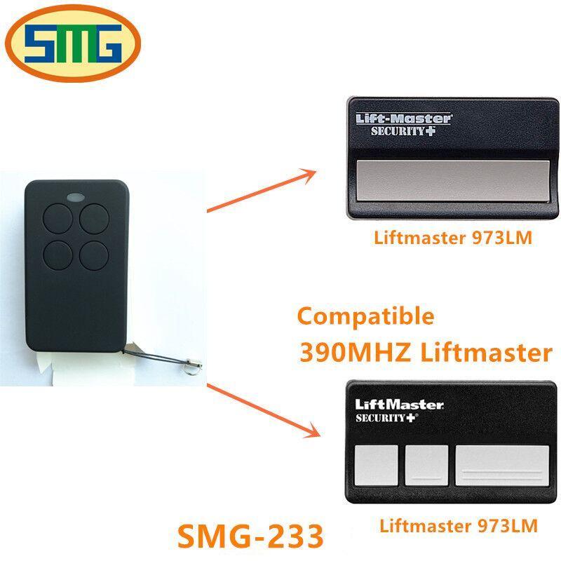 Chamberlain Liftmaster Garage Door Opener Mini Replace Remote