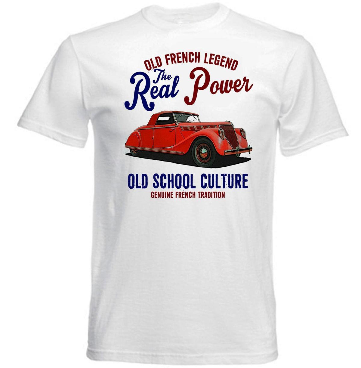 77631b0592 VINTAGE FRENCH CAR RENAULT VIVA GRAND SPORTer REAL POWER NEW COTTON T SHIRT  Funniest T Shirt Comical T Shirts From Lijian033, $12.08| DHgate.Com