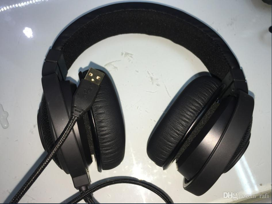 c357fb5af0d Compre 2018 Novo Razer Kraken 7.1 V2 Surround Sound Gaming Headset, Marca  Nova Gaming Headphone Chroma Usb Plugue Hot Item De Rafi, $97.0    Pt.Dhgate.Com