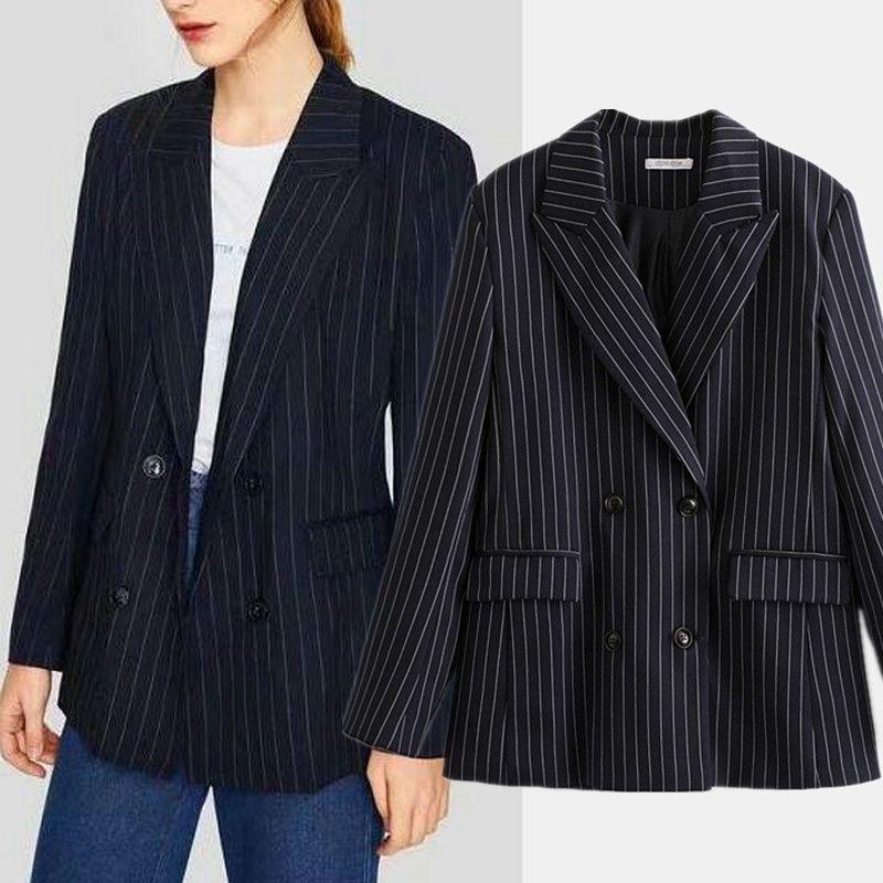 Anzüge & Sets Frauen Kleidung & Zubehör 2019 Heißer Verkauf Frauen Lose Anzug Jacke England Freizeit Anzug Mantel Top Weibliche Casual Blazer Outwear