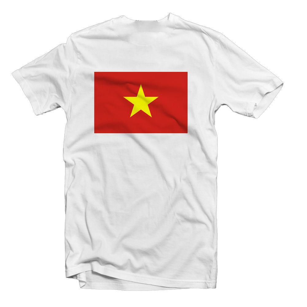 2db541b7957 VIETNAM FLAG T SHIRT TEE MENS WOMENS KIDS T Shirt Shop Design Crazy T Shirts  Online From Lanshiren