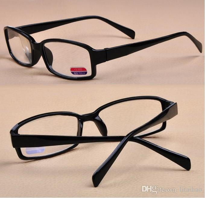 c97e9ab9713 Resist Fatigue Super Light Resin Glasses Presbyopic Glasses for Elders With  Different Degrees Elegant High Definition Reading Eyewear Online with ...
