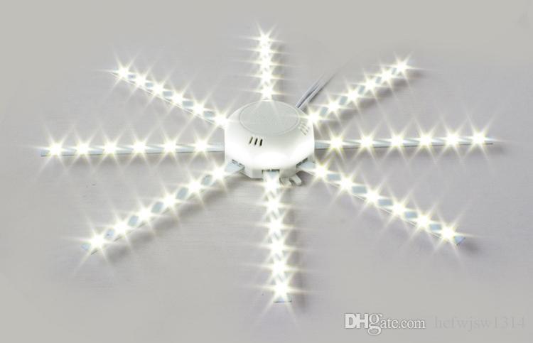 24 W LED Lamba Ahtapot Işık LED Kurulu Işık 5730SMD Tavan Lambası 220 V LED Işık Kurulu Enerji Tasarrufu Beklenti Kapalı Lamba