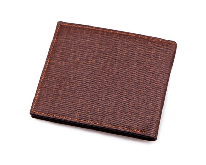 d9c885e28b8 Artmi Men s Leather Wallet Card Holder Slim Bifold Wallet Small Gift ...