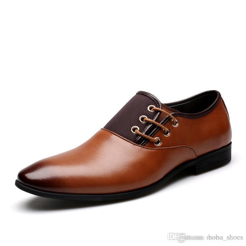 Compre Del Boda Hombres Tamaño 38 Vestir 47 De Grande Zapatos u5lKc3TJF1
