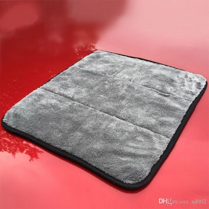 Multi Function Loop Towels Chunky Strong Water Absorption Superfine Fiber Towel Decontamination Wash Car Facecloth High Quality 7 5hc B
