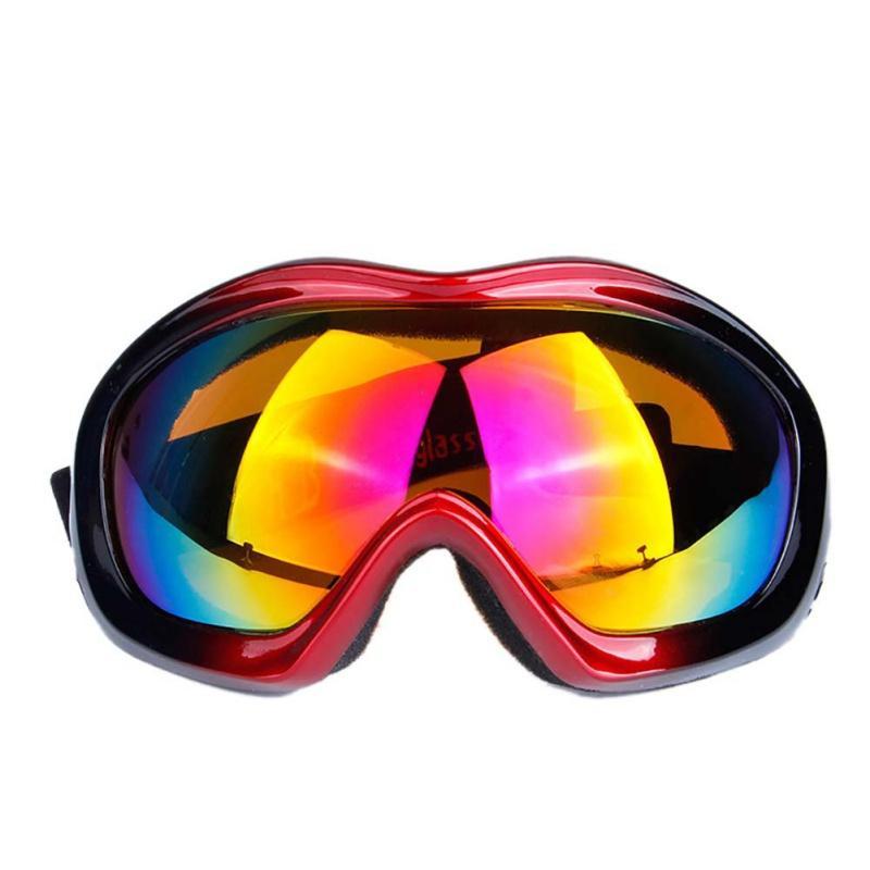 Compre Profissional De Esqui Spheriacl Superfície À Prova De Vento Óculos  Mulher Homem UV 400 Óculos De Ciclismo Mudável Óculos Anti Cegueira De Neve  De ... d990314794