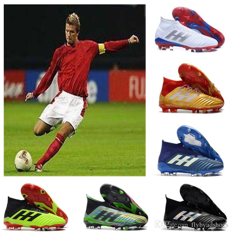 326404b8c HOT 2018 World cup Top Quality Falcon 18.1 18+ soccer shoes FG Football  Boots soccer cleats Sneakers designer shoes mens shoes