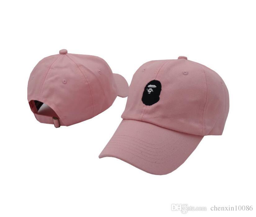 beaucoup de choix de design distinctif utilisation durable designer hats ape Embroidery Outdoor baseball cap in Autumn and winter Hip  Hop Luxury Brand Cap For Sports and leisure casquette cap