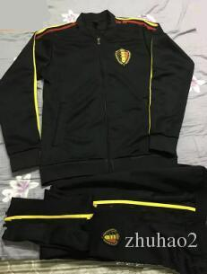 186f66e4d 2019 Top Quality 2018 2019 Belgium Jackets Training Suit Bench ...