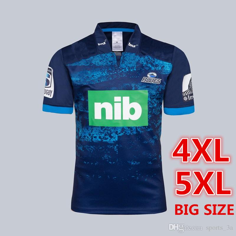 dac488d5721 2019 Hot Sales New Zealand Super Rugby Jerseys 2018 2019 New Crusaders  Highlanders Chiefs Blues Hurricanes Home Rugby League Shirt S 5xl From  Sports_3a, ...