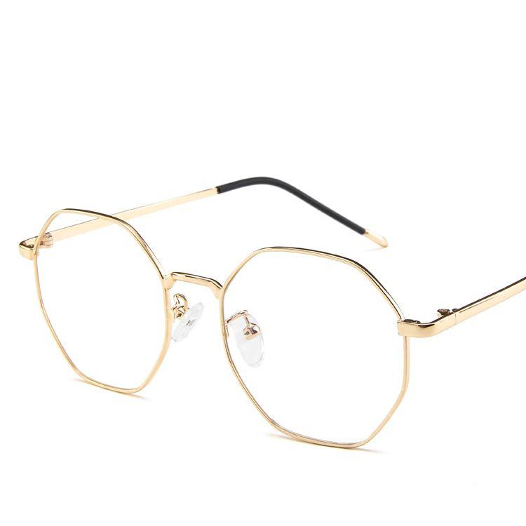 3a98ed90a1b 2019 Eyewear Glases Frame China Eyeglasses Square White Fashion Retro Style  Metal Frame Top Quality CE FDA TA59 From Cn110910768