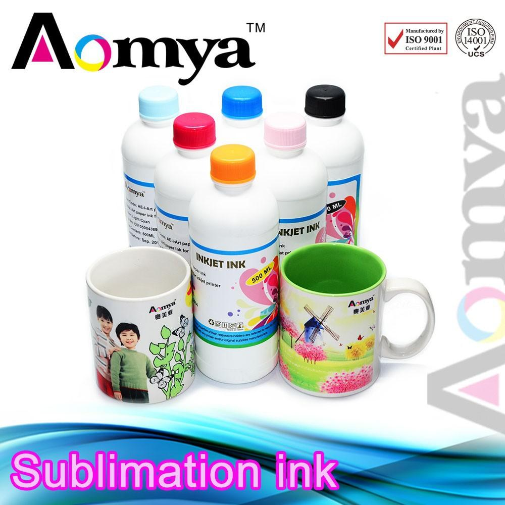 628608f6 Factory Direct Selling Heat Transfer Screen Print Ink Subl Ink for ...