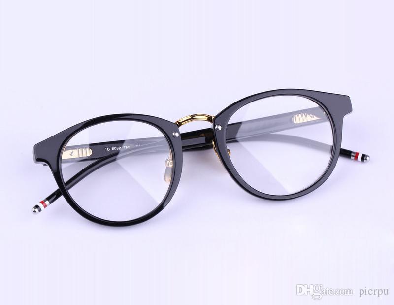 Großhandel 2018 Thom New York Tb008 Brillen Rahmen Browne Brille ...