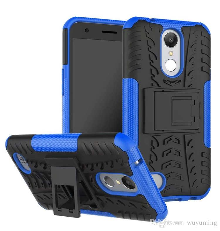 For LG K10 2017 Case LV5 Heavy Duty Armor Shockproof Hybrid Hard Soft Silicone Rugged Rubber Phone Case Cover For LG K20 Plus