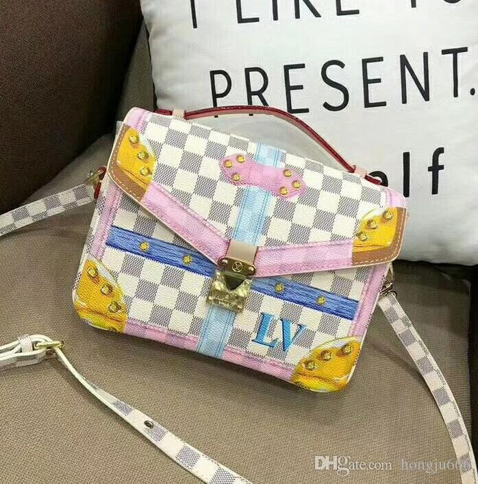 d2d0959df16f Women Girls Single Crossbody Messenger Bag Small Boho Handbags Faux ...