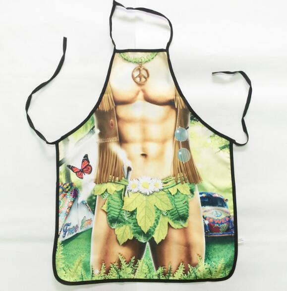 Sexy man apron