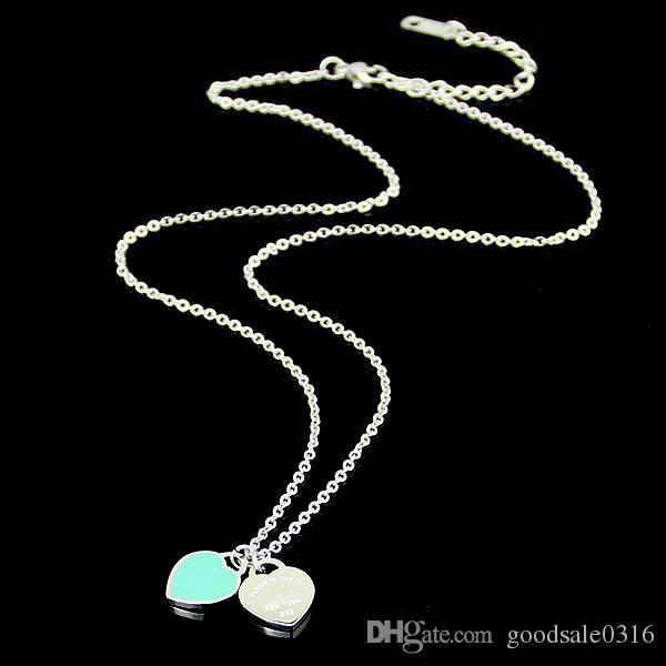 мода ювелирные изделия цепи ожерелье кулон для женщин колье заявление подробные невесты Шарм лучшие друзья подарок