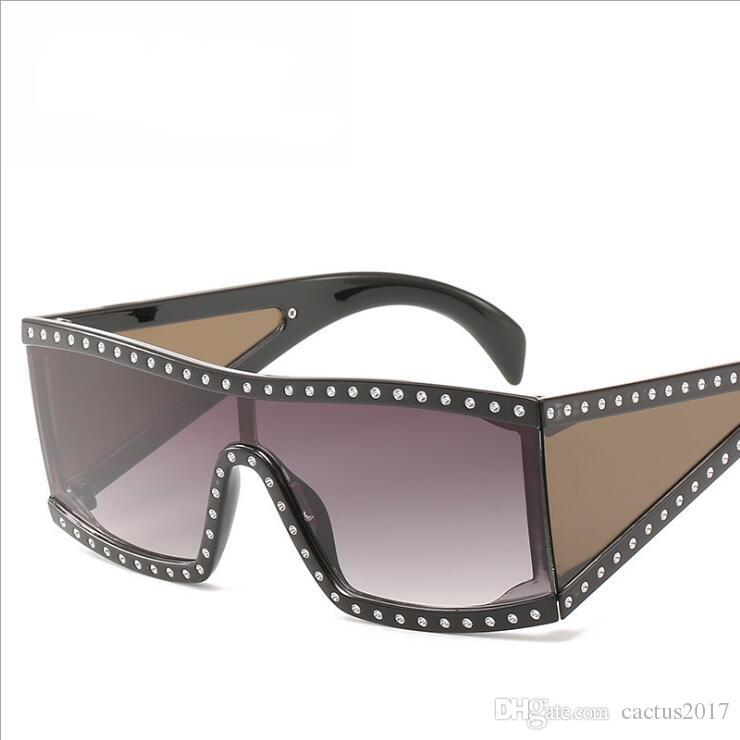 Compre Gafas Protectoras De Gran Tamaño Para Mujeres 6acefd6a548a