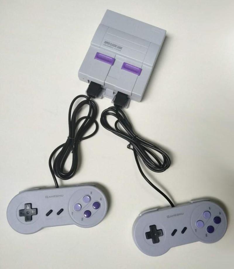 Compre Eub Super Nes Consolas De Juegos Snes Classic Games Mini Tv